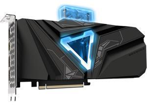 GIGABYTE GeForce RTX 2080 SUPER DirectX 12 GV-N208SGAMINGOC WB-8GD 8GB 256-Bit GDDR6 PCI Express 3.0 x16 SLI Support ATX Video Card