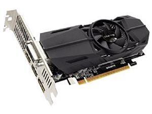 GIGABYTE GeForce GTX 1050 Ti DirectX 12 GV-N105TOC-4GL 4GB 128-Bit GDDR5 PCI Express 3.0 x16 Low Profile Video Card
