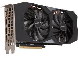 GIGABYTE GeForce GTX 1660 Ti 6GB GDDR6 PCI Express 3.0 x16 ATX Video Card GV-N166TWF2OC-6GD