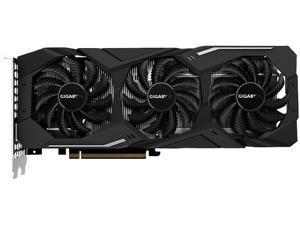 GIGABYTE GeForce RTX 2070 DirectX 12 GV-N2070WF3-8GC 8GB 256-Bit GDDR6 PCI Express 3.0 x16 ATX Video Card