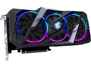 GIGABYTE AORUS GeForce RTX 2070 SUPER 8GB GDDR6 PCI Express 3.0 x16 SLI Support ATX Video Card GV-N207SAORUS-8GC