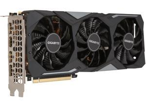 GIGABYTE GeForce RTX 2070 SUPER 8GB GDDR6 PCI Express 3.0 x16 SLI Support ATX Video Card GV-N207SGAMING OC-8GD