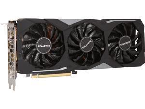 GIGABYTE GeForce RTX 2070 SUPER DirectX 12 GV-N207SWF3OC-8GD 8GB 256-Bit GDDR6 PCI Express 3.0 x16 SLI Support ATX Video Card