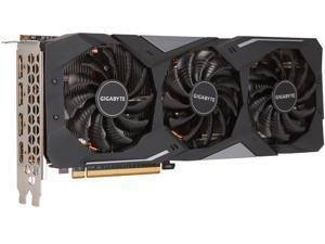 GIGABYTE Radeon RX 5700 XT DirectX 12 GV-R57XTGAMING OC-8GD 8GB 256-Bit GDDR6 PCI Express 4.0 x16 ATX Video Card