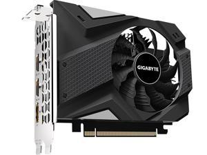 GIGABYTE GeForce GTX 1650 DirectX 12 GV-N1650IX-4GD 4GB 128-Bit GDDR5 PCI Express 3.0 x16 MINI ITX Video Card