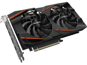 GIGABYTE Radeon RX 570 DirectX 12 GV-RX570GAMING-8GD Rev 2.0 8GB 256-Bit GDDR5 PCI Express 3.0 x16 CrossFireX Support ATX Video Card