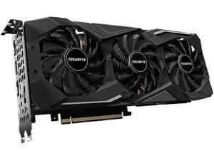 GIGABYTE GeForce RTX 2070 SUPER DirectX 12 GV-N207SWF3-8GC 8GB 256-Bit GDDR6 PCI Express 3.0 x16 SLI Support ATX Video Card