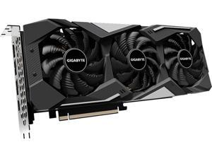 GIGABYTE Radeon RX 5700 XT DirectX 12 GV-R57XTGAMING-8GD 8GB 256-Bit GDDR6 PCI Express 4.0 x16 ATX Video Card