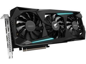 GIGABYTE AORUS Radeon RX 5700 XT DirectX 12 GV-R57XTAORUS-8GD 8GB 256-Bit GDDR6 PCI Express 4.0 x16 ATX Video Card