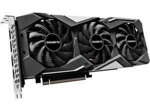 GIGABYTE Radeon RX 5600 XT DirectX 12 GV-R56XTGAMING OC-6GD rev. 2.0 6GB 192-Bit GDDR6 PCI Express 4.0 x16 ATX Video Card