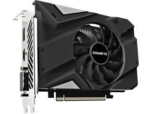 GIGABYTE GeForce GTX 1650 DirectX 12 GV-N1656OC-4GD rev. 2.0 4GB 128-Bit GDDR6 PCI Express 3.0 x16 Video Card