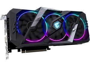 GIGABYTE AORUS GeForce RTX 2080 SUPER 8GB GDDR6 PCI Express 3.0 x16 SLI Support ATX Video Card GV-N208SAORUS-8GC