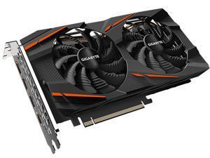 GIGABYTE Gaming Radeon RX 580 8GB GDDR5 PCI Express 3.0 ATX Video Card GV-RX580GAMING-8GD REV2.0