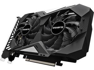 GIGABYTE GeForce GTX 1650 DirectX 12 GV-N1656WF2OC-4GD (rev. 2.0) 4GB 128-Bit GDDR6 PCI Express 3.0 x16 ATX Video Card