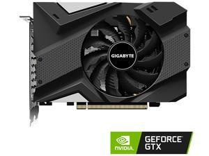 GIGABYTE GeForce GTX 1660 Ti MINI ITX 6G Graphics Card, Compact Mini ITX Form Factor, 6GB 192-Bit GDDR6, GV-N166TIX-6GD Video Card