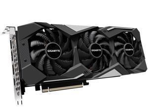 GIGABYTE Radeon RX 5700 XT DirectX 12 GV-R57XTGAMING OC-8GD (rev. 2.0) 8GB 256-Bit GDDR6 PCI Express 4.0 x16 ATX Video Card