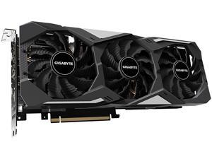 GIGABYTE GeForce RTX 2080 SUPER DirectX 12 GV-N208SWF3-8GD 8GB 256-Bit GDDR6 PCI Express 3.0 x16 SLI Support ATX Video Card