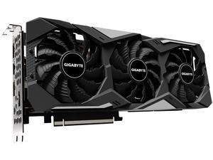 GIGABYTE GeForce RTX 2080 SUPER DirectX 12 GV-N208SGAMING-8GC Ver 2.0 8GB 256-Bit GDDR6 PCI Express 3.0 x16 SLI Support ATX Video Card