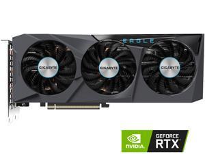 GIGABYTE GeForce RTX 3070 EAGLE 8GB Video Card, GV-N3070EAGLE-8GD