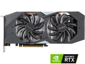 GIGABYTE GeForce RTX 2060 6GB GDDR6 PCI Express 3.0 x16 ATX Video Card GV-N2060WF2OC-6GD R2