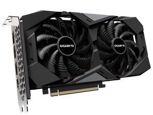 GIGABYTE Radeon RX 5500 XT OC 4G (rev. 2.0) Graphics Card, PCIe 4.0, 4GB 128-Bit GDDR6, GV-R55XTOC-4GD Video Card