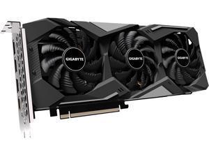 GIGABYTE Radeon RX 5500 XT 8GB GDDR6 PCI Express 4.0 x16 ATX Video Card GV-R55XTGAMING OC-8GD