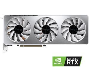 GIGABYTE GeForce RTX 3070 DirectX 12 GV-N3070VISION OC-8GD 8GB 256-Bit GDDR6 PCI Express 4.0 x16 ATX Video Card