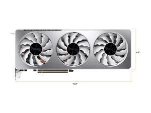 GIGABYTE GeForce RTX 3070 VISION OC 8GB Video Card, GV-N3070VISION OC-8GD