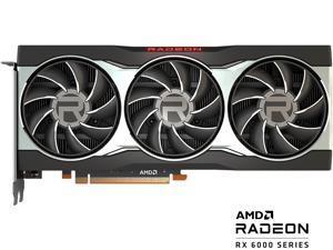 GIGABYTE Radeon RX 6800 DirectX 12 Ultimate GV-R68-16GC-B Video Card 16GB of GDDR6 Memory, Powered by AMD RDNA 2, HDMI 2.1