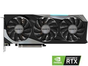 GIGABYTE GeForce RTX 3060 Ti DirectX 12 GV-N306TGAMINGOC PRO-8GD 8GB 256-Bit GDDR6 PCI Express 4.0 x16 ATX Video Card