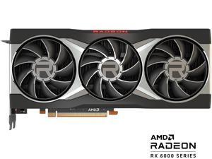 GIGABYTE Radeon RX 6900 XT 16GB GDDR6 PCI Express 4.0 ATX Video Card GV-R69XT-16GC-B