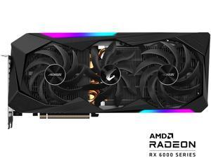 GIGABYTE AORUS Radeon RX 6800 XT MASTER TYPE C 16G Graphics Card, 16GB GDDR6 Memory, Powered by AMD RDNA 2, HDMI 2.1, USB Type-C, MAX-COVERED Cooling, GV-R68XTAORUS M-16GC