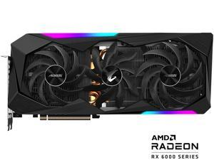 GIGABYTE AORUS Radeon RX 6800 XT MASTER 16G Graphics Card, MAX-COVERED Cooling, 16GB 256-bit GDDR6, GV-R68XTAORUS M-16GD Video Card