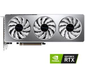 GIGABYTE GeForce RTX 3060 VISION OC 12G Graphics Card, 3 x WINDFORCE Fans, 12GB 192-bit GDDR6, GV-N3060VISION OC-12GD Video Card