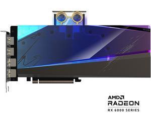 GIGABYTE AORUS Radeon RX 6900 XT 16GB GDDR6 PCI Express 4.0 x16 ATX Video Card GV-R69XTAORUSX WB-16GD