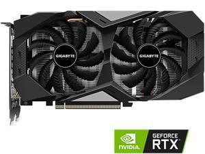 GIGABYTE GeForce GTX 1660 SUPER 6GB GDDR6 PCI Express 3.0 x16 ATX Video Card GV-N166SD6-6GD