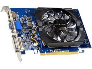 GIGABYTE GeForce GT 730 GV-N730D3-2GI (rev. 3.0) Graphics Card, 2GB 64-bit GDDR3, GV-N730D3-2GI REV3.0 Video Card