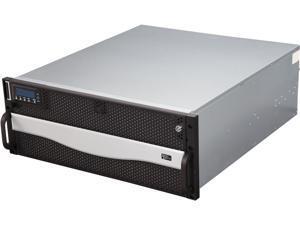 AccuRAID AR424IR - 4U 24 Bay 8xGbE iSCSI to SAS/SATA RAID 6 Redundant Controller Storage