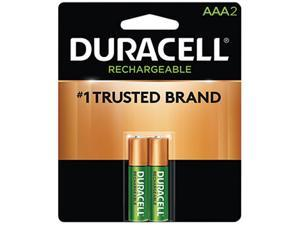 Rechargeable StayCharged NiMH Batteries, AAA, 2/Pack NLAAA2BCD