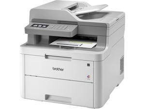 Brother MFC-L3710CW Wireless Compact Digital Color All-in-One Printer Providing Laser Printer Quality Results