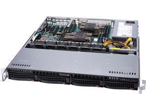 Supermicro SYS-6019P-MT 1 TB 3.5 in. Intel Xeon LGA3647 DDR4 4 Hot-Swap SATA3 1U Rackmount Server Barebone