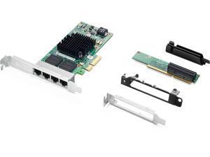 Lenovo Intel I350-T4 4-Port Ethernet Expansion Card 4XC0R41416