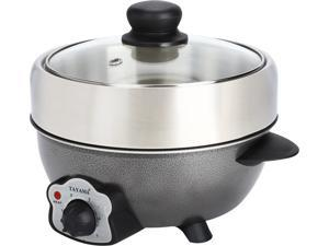Tayama Electric Shabu and BBQ Grill with Pot, TRMC-22