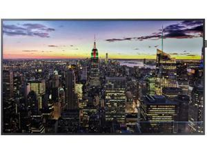 """Samsung QM55H 55"""" 4K Ultra HD LED Commercial Display (Cisco Certified Compatible Display), Built-in MagicInfo S5, SSSP 5.0, Speaker, Wi-Fi & Bluetooth, 24/7 - LH55QMHPLGC/GO"""