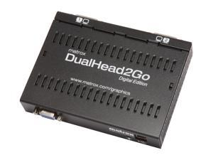 Matrox Graphics eXpansion Module DualHead2Go Analog video converter D2G-A2D-IF