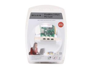 BELKIN PCI to 1394a Card Model F5U502