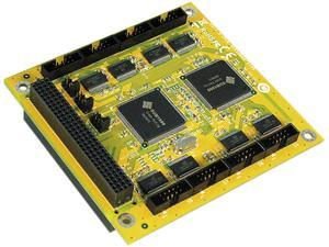 SUNIX 4-port RS-232 PCI/104 Module Board Model SER5366A
