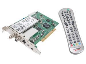 Hauppauge WinTV-HVR-1600 ATSC/ClearQAM/NTSC TV Tuner PCI w/Remote 1178 PCI Interface