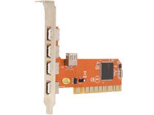 Syba 5 Port USB 2.0 PCI Card - SY-NEC-5U