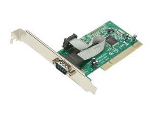 SYBA 1-Serial Port PCI 32-Bit Card Model SY-PCI15003